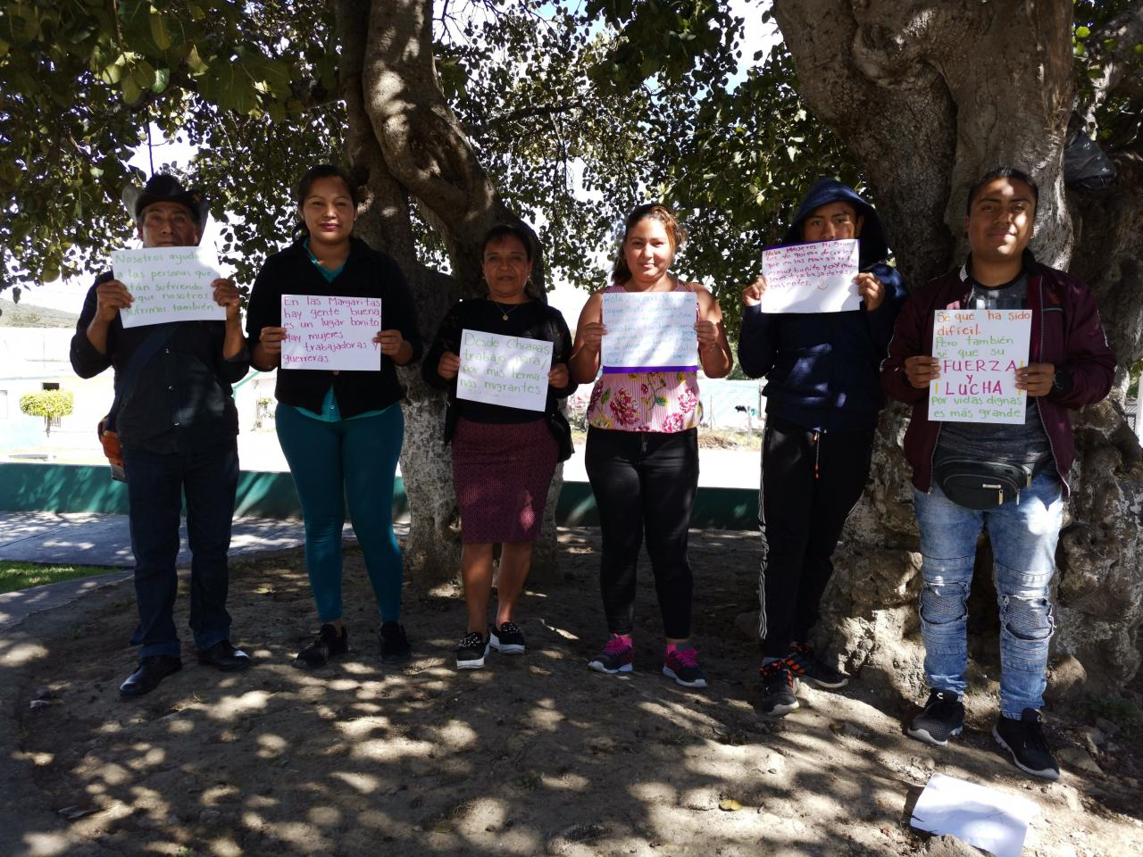 Encuentro Intercultural Ermua-Margaritas 2020