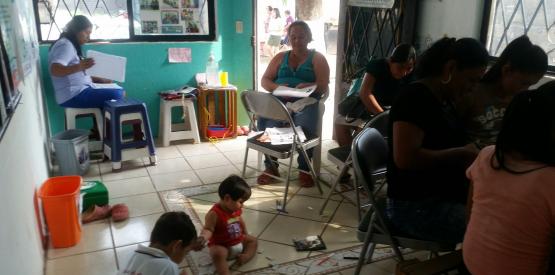 Taller detección de necesidades Tapachula